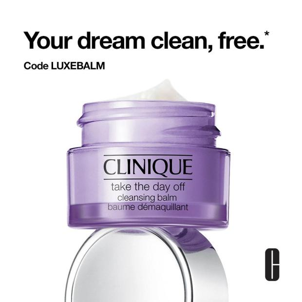 Clinique Canada Free Take the Day Off Cleansing Balm - Glossense