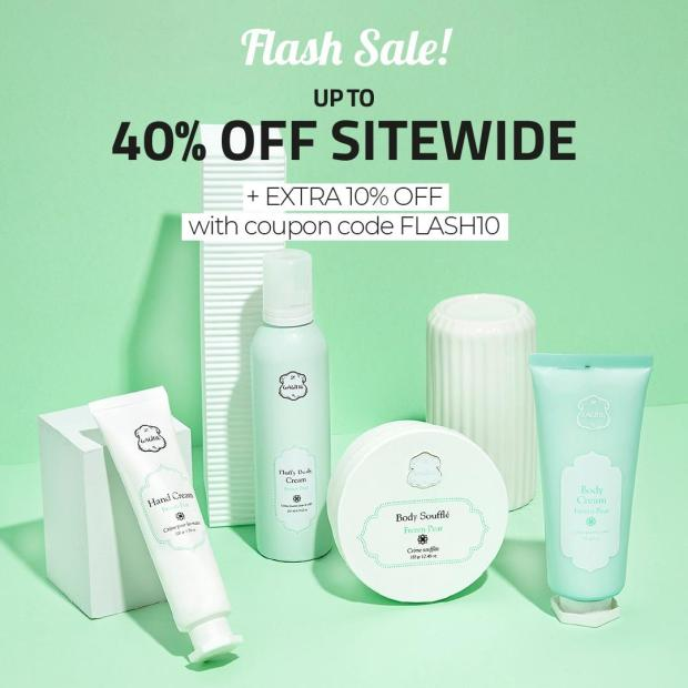 Laline Canada Flash Sale Canadian Deals Spring 2021 Coupon Code - Glossense