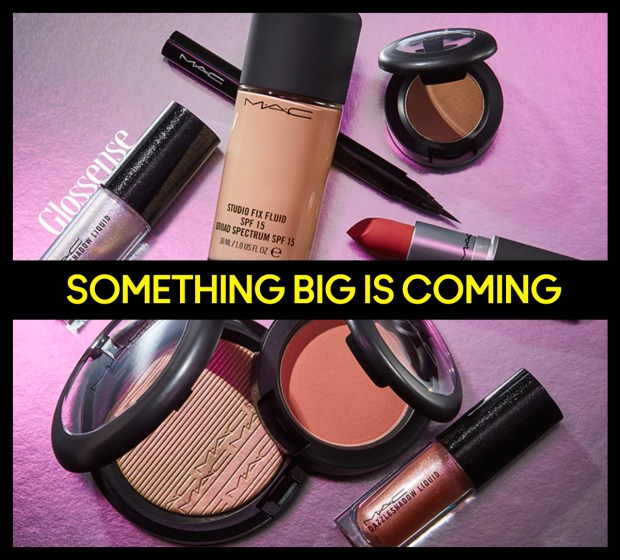 MAC Cosmetics Canada Something Big is Coming Loyalty 2021 - Glossense