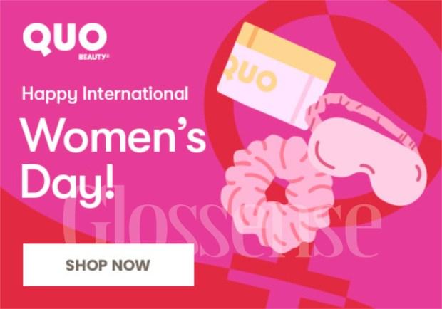 Shoppers Drug Mart Canada Free Quo Gift International Women's Day 2021 - Glossense