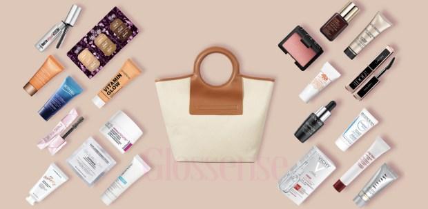 Shoppers Drug Mart Canada Spring Beauty Bonus 2021 Free Goody Bag 2 - Glossense