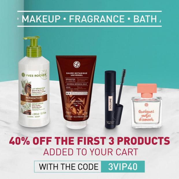 Yves Rocher Canada Bonus Sale Canadian Deal Coupon Code March 2021 - Glossense