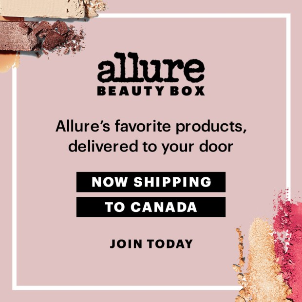 Allure Beauty Box Ships to Canada Canadian Deals - Glossense