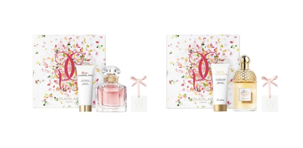 Guerlain Canada Mon Guerlain & Aqua Allegoria Mandarine Basilic Fragrance Sets Mother's Day 2021 - Glossense