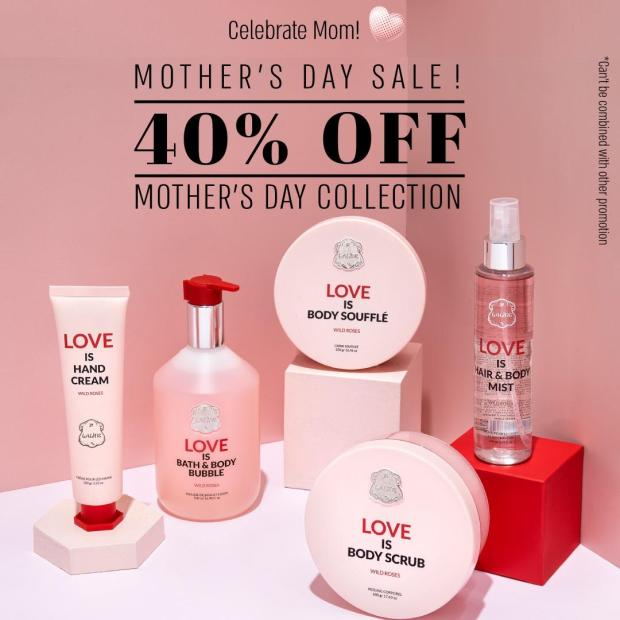 Laline Canada Mother's Day Sale Canadian Deals 2021 - Glossense