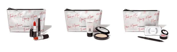 MAC Cosmetics Canada Thank You Mom Bag Kit 2021 - Glossense