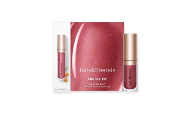 Sephora Canada Free BareMinerals Mineralist Lip Gloss-Balm Deluxe Mini Sample - Glossense