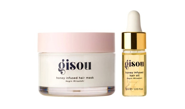 Sephora Canada Free Gisou Honey Infused Hair Sample Set - Glossense