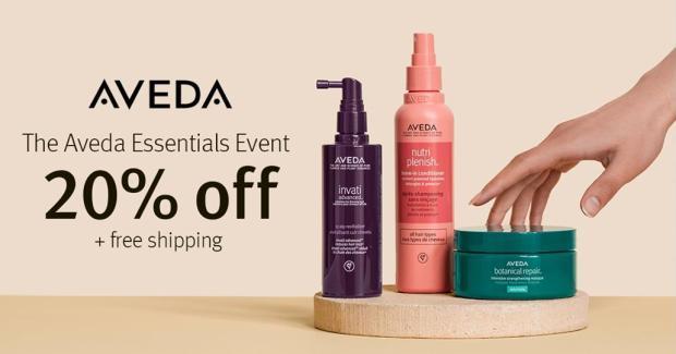 Aveda Canada Essentials Event Spring 2021 - Glossense