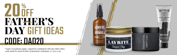 Hali Canada Father's Day Sale Canadian Deals 2021 - Glossense