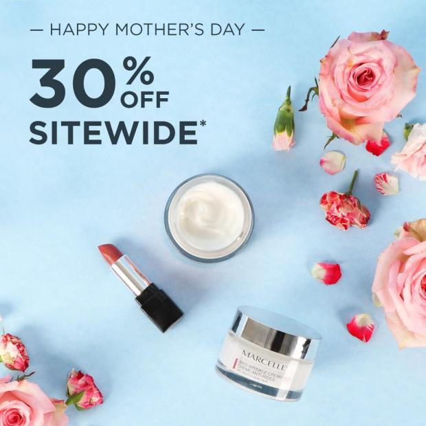 Marcelle Canada Mother's Day Sale 2021 Free Gift - Glossense