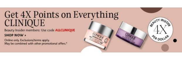 Sephora Canada Shop Clinique 4x Beauty Insider Points - Glossense