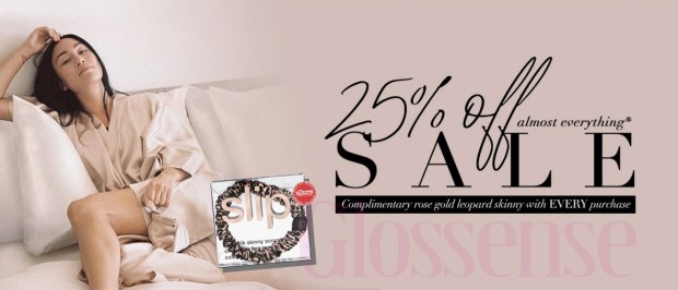 Slip Canada Canadian Sale Free Gift May 2021 - Glossense