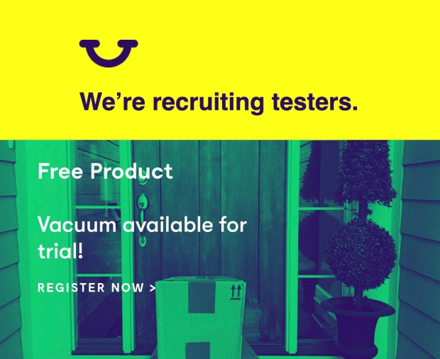Home Tester Club Canada Apply to Become a Vacuum Product Tester - Glossense