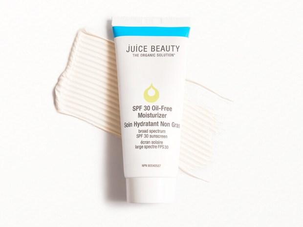 Ipsy Canada Free Juice Beauty SPF 30 Oil-Free Moisturizer June Reward - Glossense