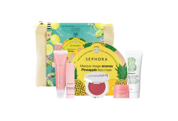 Sephora Canada Favorites Kit Sweet Picks Summer Essentials Set