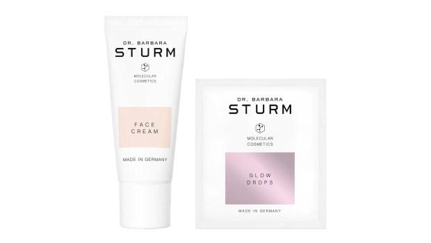 Sephora Canada Promo Code Free Dr Barbara Sturm Face Cream & Glow Drops Duo Sample Set - Glossense