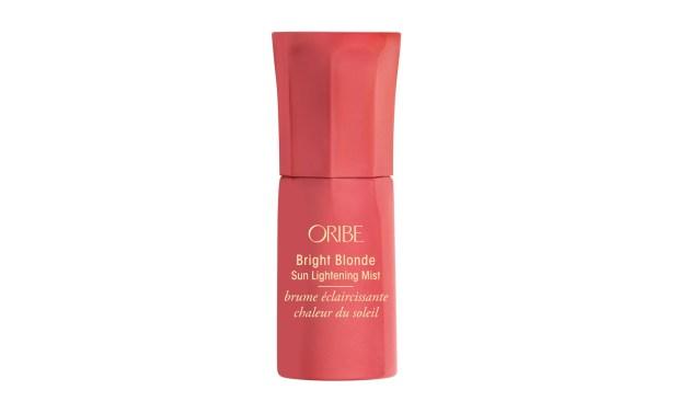 Sephora Canada Promo Code Free Oribe Bright Blonde Sun Lightening Mist Deluxe Mini Sample - Glossense