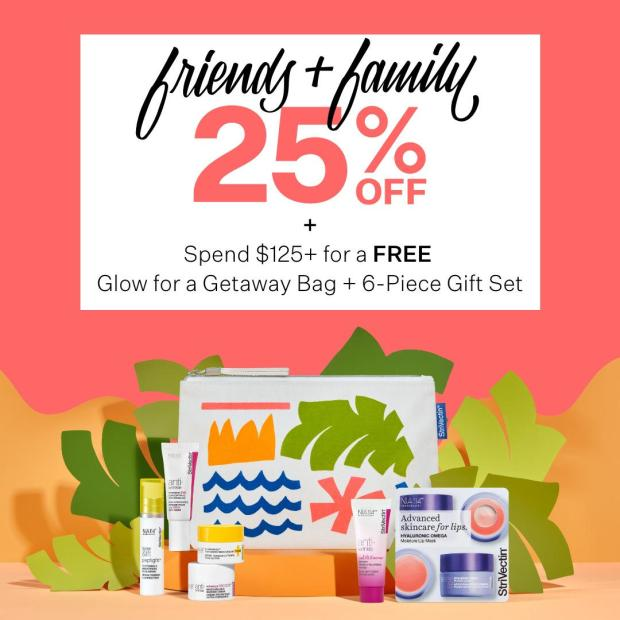 StriVectin Canada Friends Family Sale Canadian Deals Free GWP 2021 - Glossense