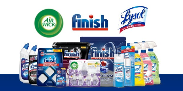 Shopper Army Canada Try Finish Lysol Air Wick Products for Free - Glossense