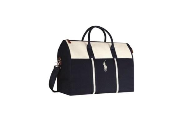 Shoppers Drug Mart Canada GWP Shop Ralph Lauren Polo Fragrance Free Duffle Bag - Glossense