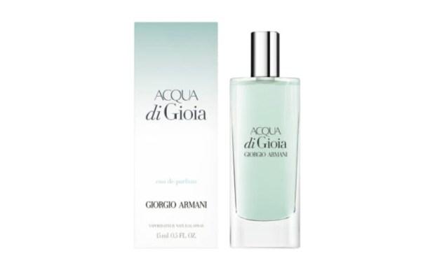 Shoppers Drug Mart GWP Free Giorgio Armani Acqua di Gioia Perfume - Glossense