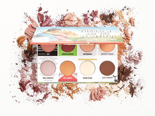 Ipsy Canada August 2021 Rewards theBalm and the Beautiful Eyeshadow Palette - Glossense