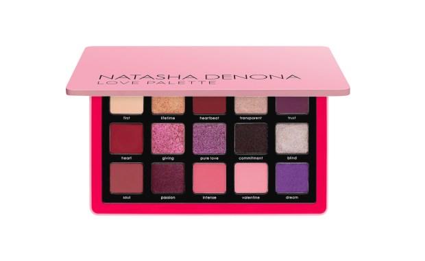 Sephora Canada Hot Sale Natasha Denona Love Eyeshadow Palette - Glossense