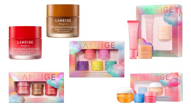 Sephora Canada New Laneige Lip Mask Flavours 2021 Holiday Christmas Collection Canadian New Releases Gift Ideas - Glossense