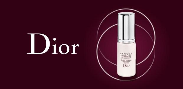Shoppers Drug Mart Canada GWP Free Dior Capture Totale Serum Sample - Glossense