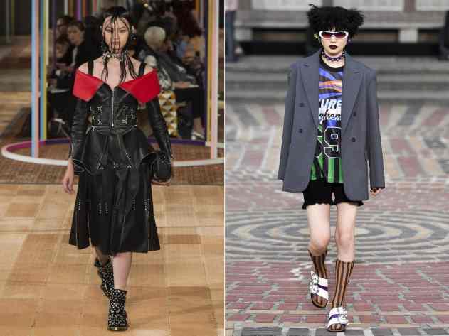 alexander mcqueen kenzo fashion