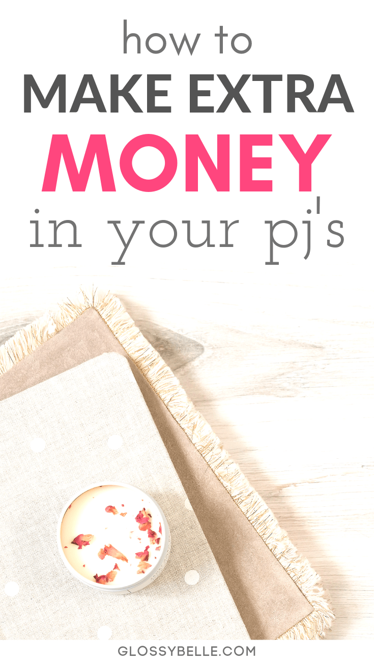If you're looking for an effortless side hustle that will easily make extra money to supplement your income each month, here is an awesome list of paid survey sites that will give you cash for your opinions! | income supplement | girl boss | girlboss | work at home | sahm | work from home | side hustling | get paid to give your opinion | legit paid survey sites | side income | make money in your pj's #earnmoneyonline #surveys #extraincome #extracash #workfromhome