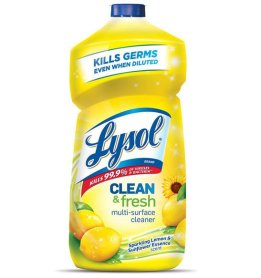lysol multi-surface cleaner