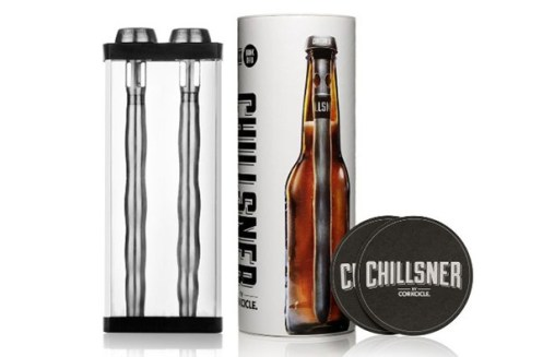 corcicle chillsner beer chiller