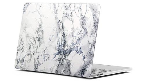 marble laptop macbook case