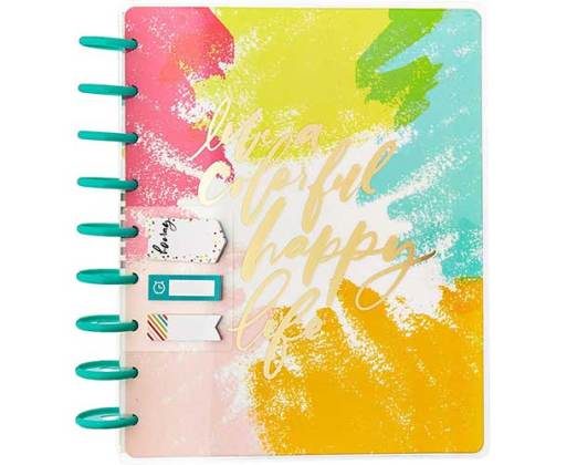 the happy planner 12 month box kit
