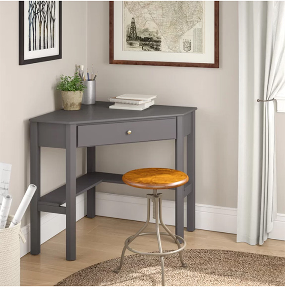 small corner desk