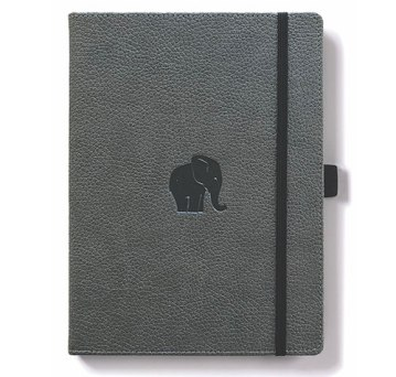 dingbats wildlife elephant notebook
