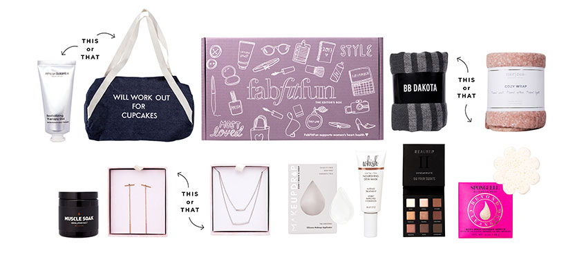 fabfitfun subscription box