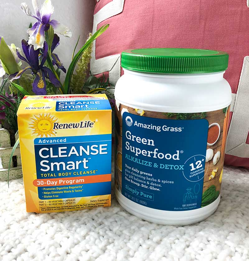 advanced cleanse smart and amazing grass green superfood