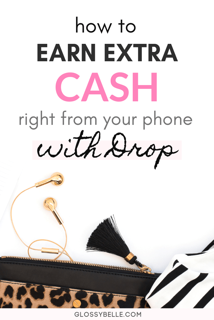 Do you want to earn extra cash without lifting a finger? Here is a shopping app that'll let you earn points just for purchasing things that you normally already purchase on a regular basis. | earn with drop | rebate #savemoney #savingmoney #cashback #frugal #frugalliving #extracash