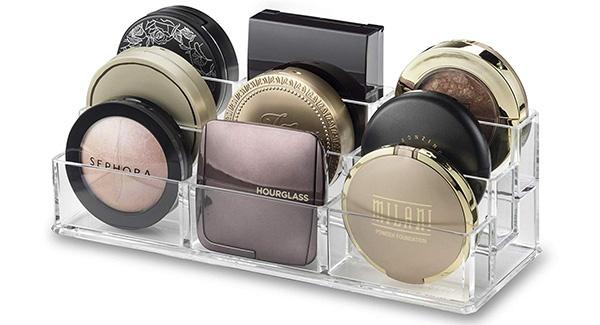 byAlegory Compact Makeup Organizer