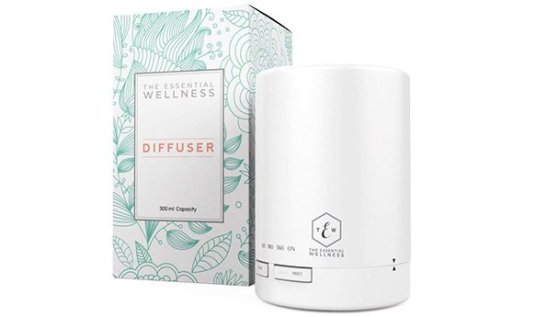 the essential wellness essential oil diffuser