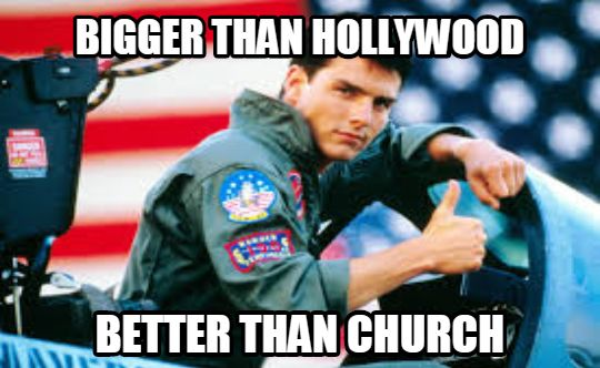 1 - Tom Cruise rocks scientology reason 8