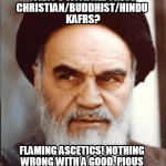 Khomeinisexuality: Meet Iran's Radical Love-Cleric (Part 2/69: Jizz be Upon Me)