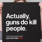 The Supreme Court Vote Shouts It Out: Guns ARE People!