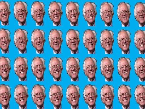 Sanders 2016 2020