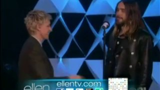 30 Seconds to Mars performance Jan 10 2014