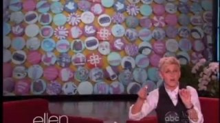A Look At Ellen's Star Nov 29 2012