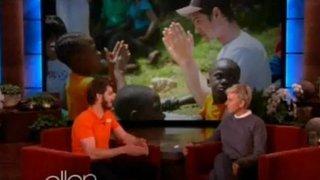 Andrew Garfield Interview Nov 13 2012